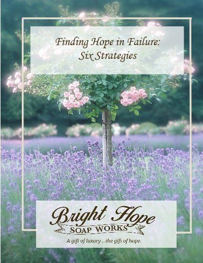finding hope in failure